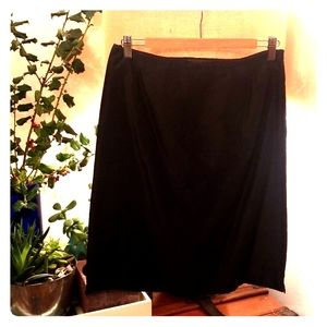 Prada black skirt